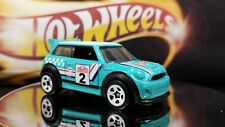 HOT WHEELS 2019 MINI COOPER S CHALLENGE  RALLY SPORT #4 WALMART ONLY RACING