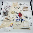 Sea Lite 37 Radio Controlled Boat - Used Parts - Golden Bright RC Remote