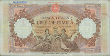 """10.000 lire 1962  """"repubbliche Marinare"""""""