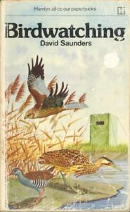 Bird Watching (All Colour Paperbacks) by Saunders, David Paperback Book The