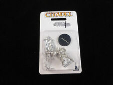 40K Space Marines Dark Angels Chief Librarian Ezekiel Metal Blister Pack