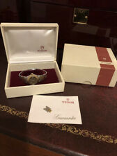 Rare Vintage Ladies Rolex Tudor Watch With Box & Papers