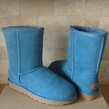 UGG Classic Short II Cascade Water-resistant Suede Boots Size US 8 Womens