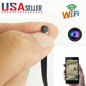 HD Mini Wireless WIFI Spy Camera Hidden DIY Module Home Security Micro Cam HOT