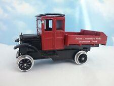 G Delton Locomotive Works 1927 Die-Cast Inspection Truck G Scale