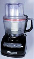 KitchenAid Artisan Food Processor - Onyx Black 5KFP0933AOB
