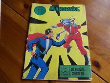 MANDRAKE n° 72 de 1965 UNE FACHEUSE COINCIDENCE Bon état / très bon état