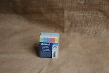 Oxford Mini Ruled Index Cards Ruled 3 X 25 Assorted Colors 200 Ea