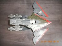Star Wars POWER OF THE FORCE Cruisemissel Trooper vehicle 1996