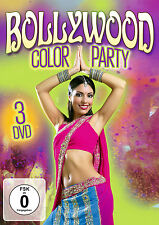 DVD Bollywood Color Fiesta 3DVDs