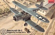 Roden 1/48 Beechcraft GB-2 Staggerwing # 447