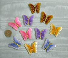 Butterfly Motifs  Assorted    No 6 - Packet 10