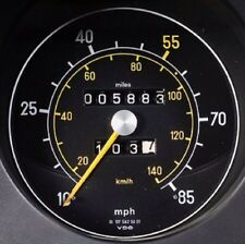 Mercedes Benz 280SL, 380SL, 560SL Speedometer & Odometer Gauge REPAIR SVC