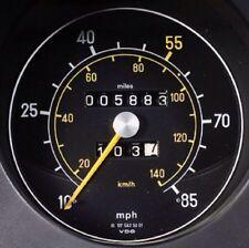 Mercedes Benz 450SL, 380SL, 560SL Speedometer & Odometer Gauge REPAIR SERVICE