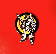 ROY FOKKER VALKYRIE ROBOTECH MACROSS  ENAMEL PIN   FROM JAPAN VINTAGE MINT
