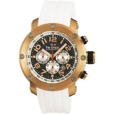 TW acier tech chronographe gents watch TW605-rrp £ 575-neuf