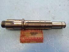 Kawasaki KE250 B KT250 A 1975-1979 Transmission Shaft 13128-043 NOS