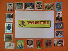 PANINI WM 2014,Fußball Bundesliga 2006/2007,Congo,Dinogame 15 Sticker aussuchen