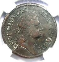 1723 Rosa Americana Penny Colonial Coin 1P - Certified NGC XF40 - $575 Value!