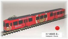 Hobbytrain 14905 S - Tramway Modèle M8 Mühlheim Gh0stsurf3r son
