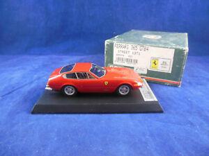 Rare BBR Models BBR57A Ferrari 365 GTB /4 Daytona Street in Red 1971 1:43 Scale