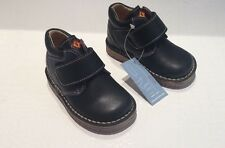 GARVALIN LEATHER KIDS BOOTS. MADE IN SPAIN. SIZE EURO. 20. NEW