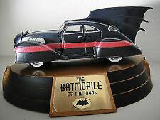 DC Direct Batman Batmobile Replica 1940's Edition 595/750