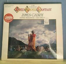 James Galway Pied piper fantasy Concerto for Flute Vinyle LP EXCELLENT CONDITION