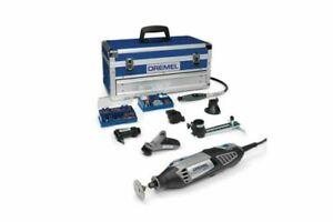 DREMEL® 4000 Mini Power Tool Kit, Platinum Edition with 128 Accessories Pack UK