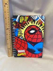 Marvel Comics Spider-Man Avengers Small Spiral Notebook. NEW