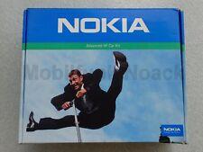 Original Nokia 9210 9210i Advanced HF Car Kit CARK 109 Black Black New & OVP