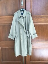 Burberry Cotton Heritage Trench coat 42 extra long with liner - $2300 originally