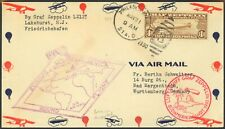 C14 - $1.30 Zeppelin Flight Cover - FRESH