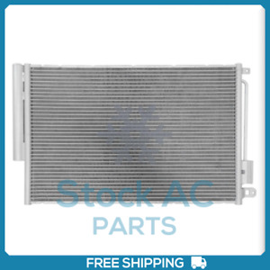 New A/C Condenser + Drier for Chevrolet Sonic - 2012 to 2018 - OE# 96945773