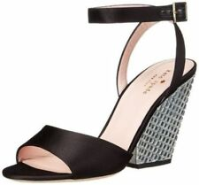 High (3 in. to 4.5 in.) Wedge Wet look, Shiny Heels for Women