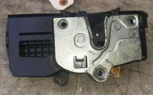 06-10 Pontiac Solstice Driver Left Door Lock Actuator Electric Latch
