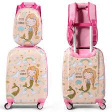 18'' Carry On Suitcase Wheels & 12