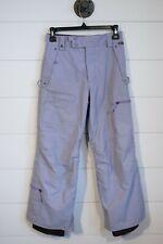 Girls Burton ski or snowboard pants, Purple, Size Large