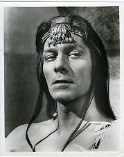 PHOTO CHRISTOPHER PLUMMER dans the royal hunt of the sun LERNER 1969