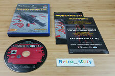 PS2 Soldier Of Fortune Edition Gold PAL