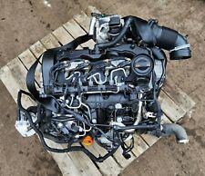 AUDI A3 8P FACELIFT 2.0 TDI COMPLETE DIESEL ENGINE 170 BHP CFG CFGB
