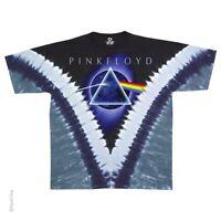 New PINK FLOYD Dark Side of the Moon Tie Dye T Shirt