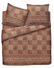 Linge de lit et ensembles à motif Géométrique en satin