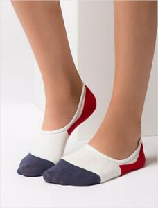 STRIPED FOOTLETS 2 PACK