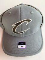 Cleveland Cavaliers L/XL Adidas NBA Structured Adjustable Cap Hat