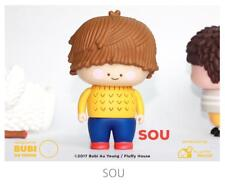 SOU VINYL TOY FIGURE BY FLUFFY HOUSE BUBI AU YEUNG TREESON REN