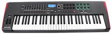 Novation IMPULSE 61 Ableton Live 61-Key MIDI USB Keyboard Controller