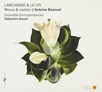 Ensemble Correspondances - Boesset: Mass and motets [CD]