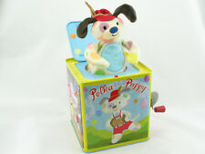 Blechspielzeug - Jack in the Box POLKA PUPPY   6833379