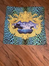 """VERSACE FOR H&M WOMEN'S SILK SCARF 24"""""""